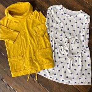 BUNDLE of TWO Old Navy girls fall fashions